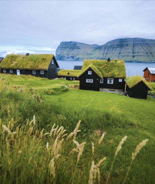 瑞士小草屋